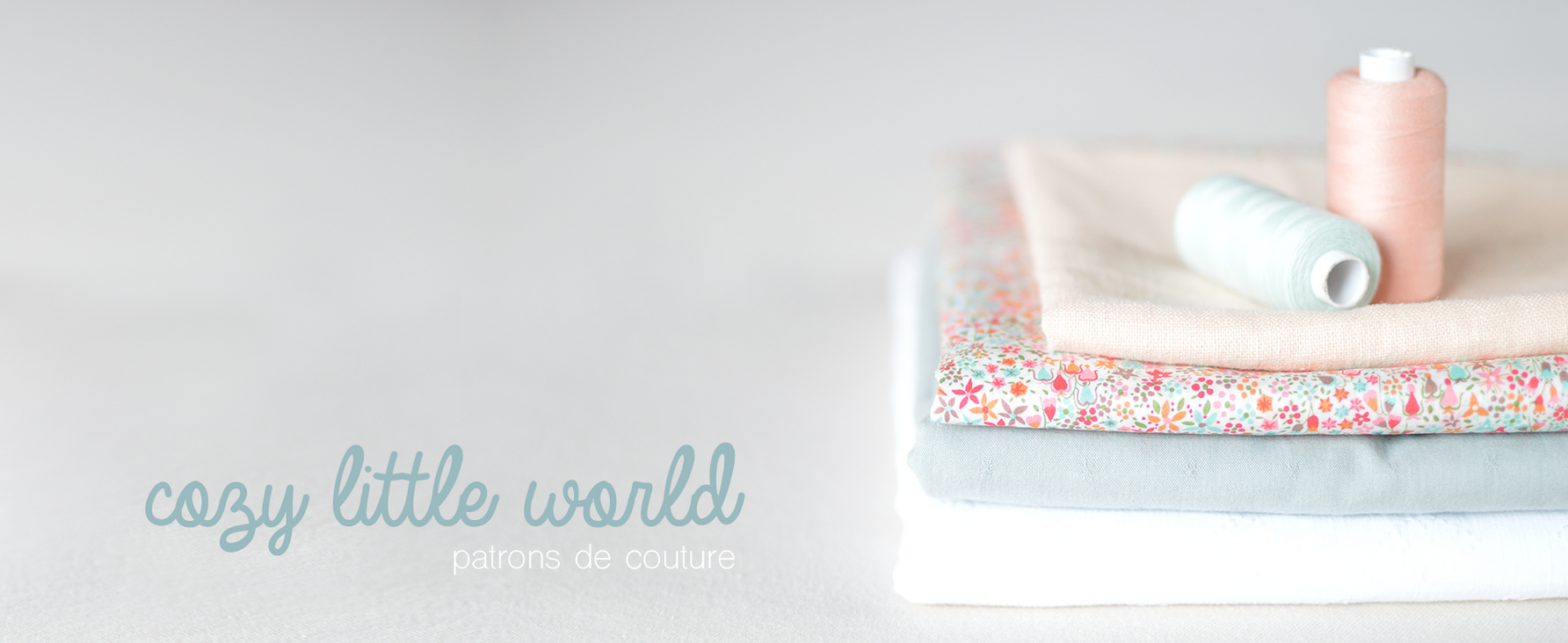 marque de patron de couture cosy little world