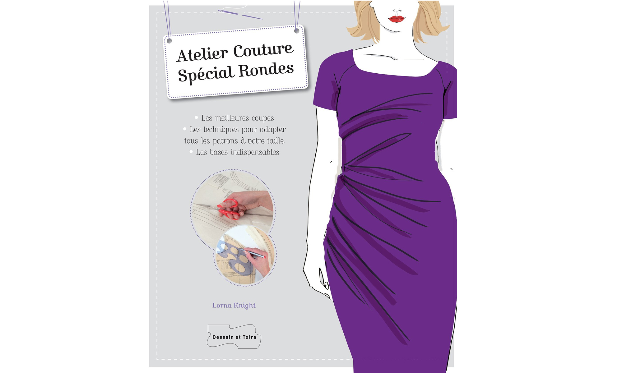 atelier couture special ronde livre patron couture