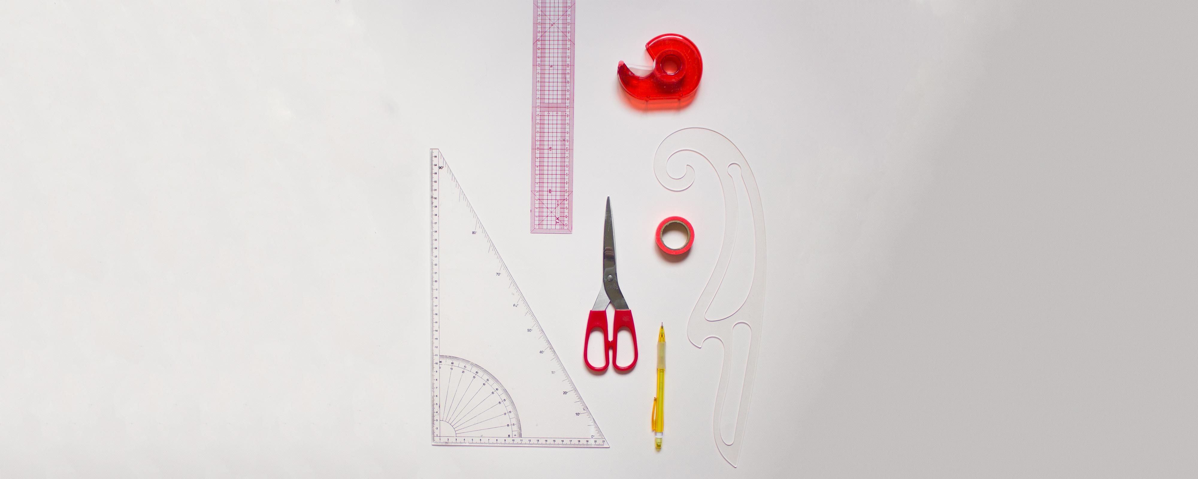 couture débutant matériel patron couture