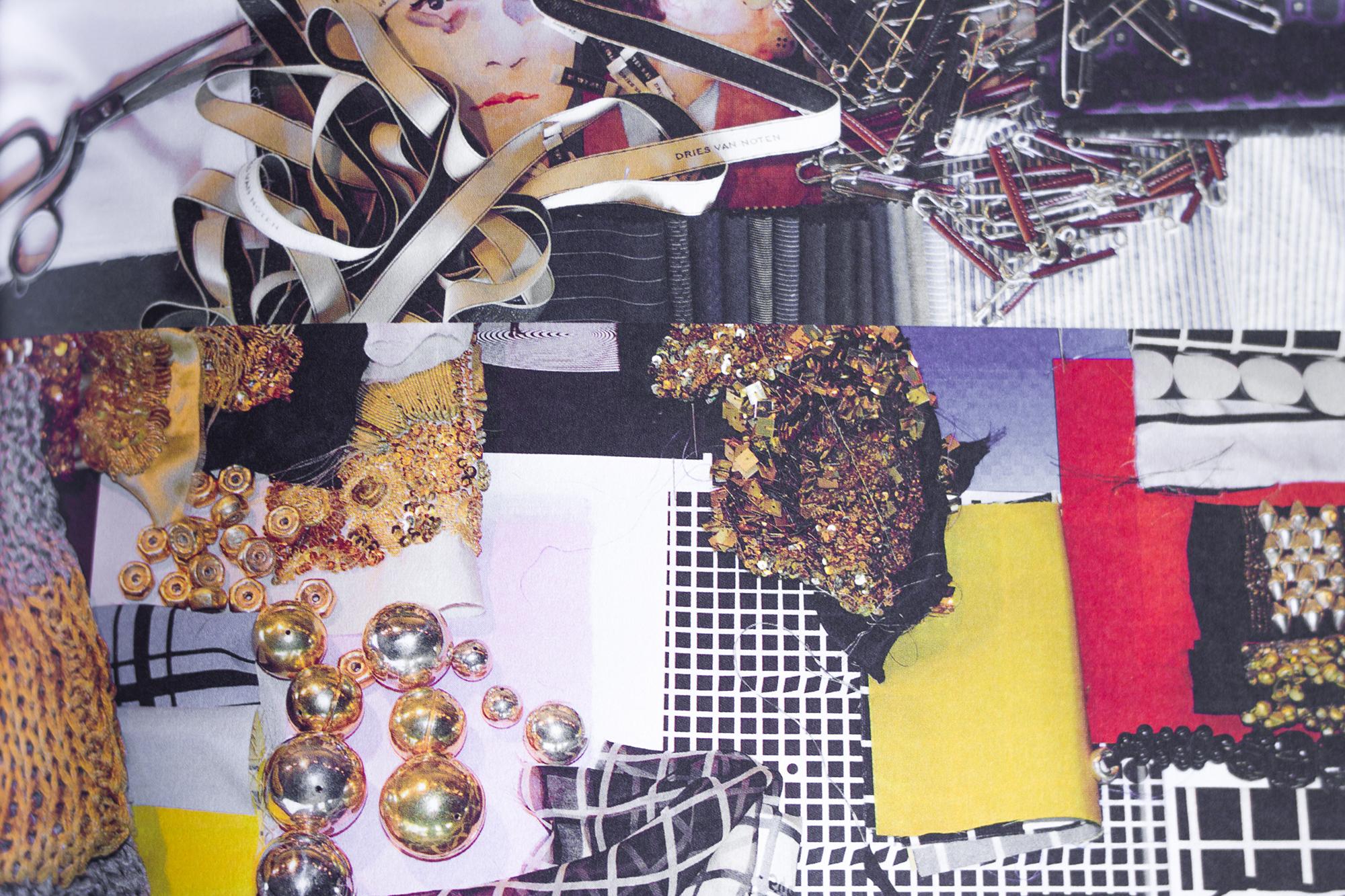 Extrait du livre : carnets de mode