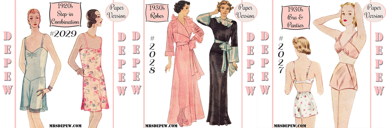 Boutique patrons couture vintage Mrsdepew