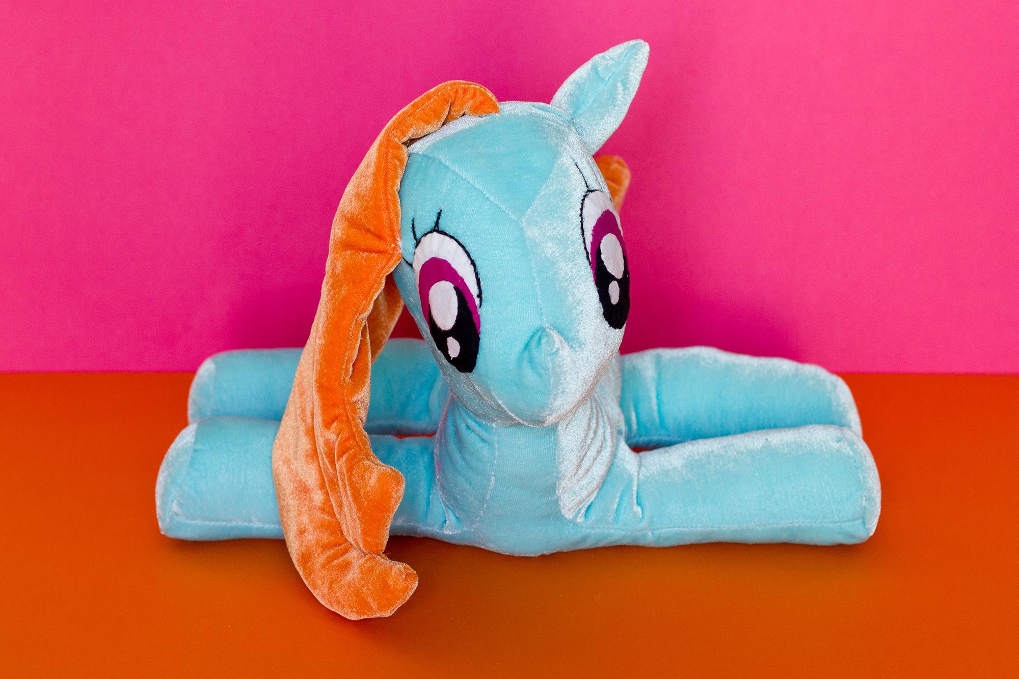 mon petit poney turquoise