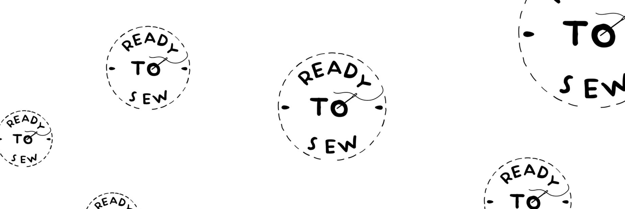 marque de patron de couture ready to sew