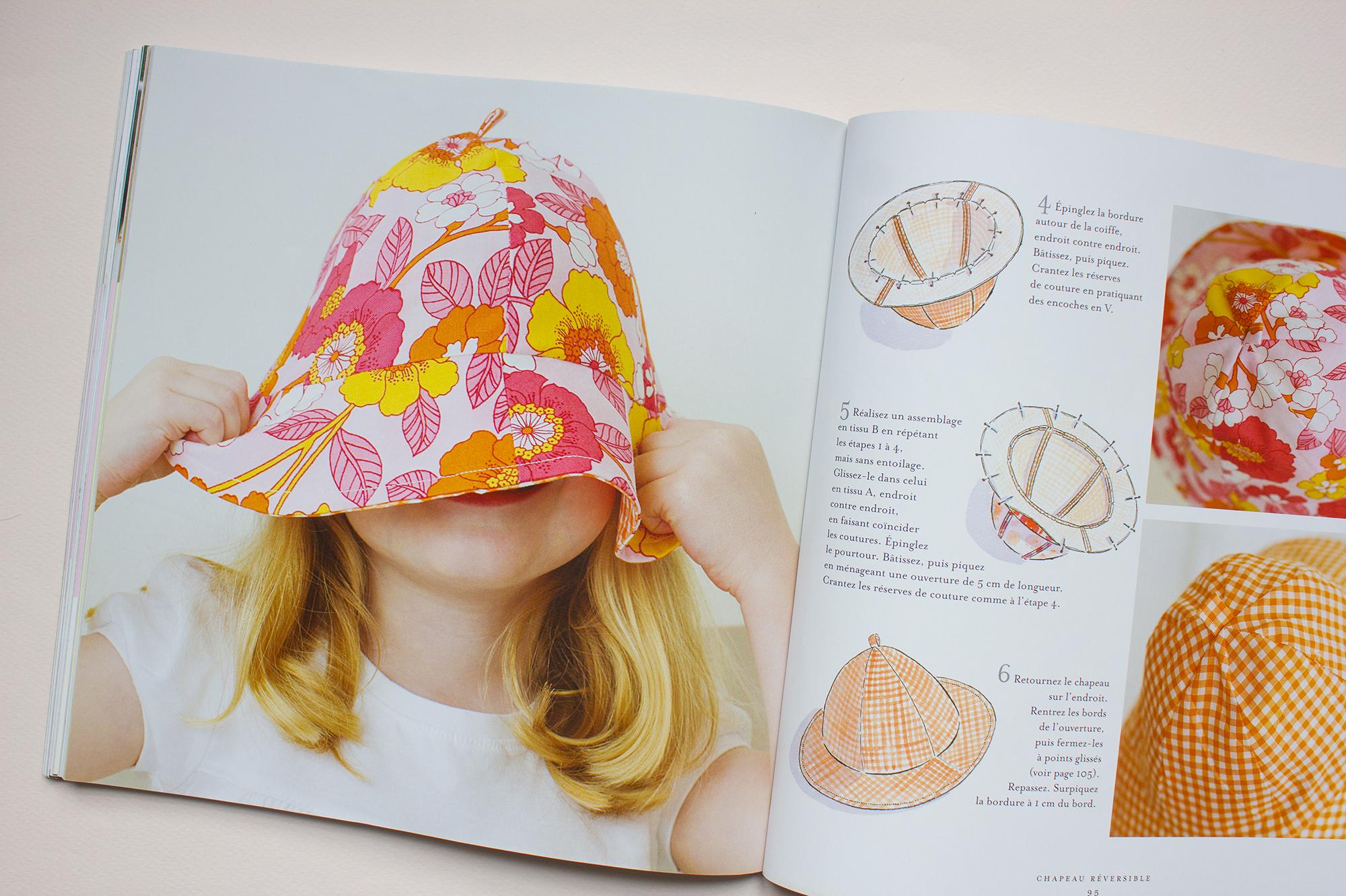 couture simple livre de mode enfant