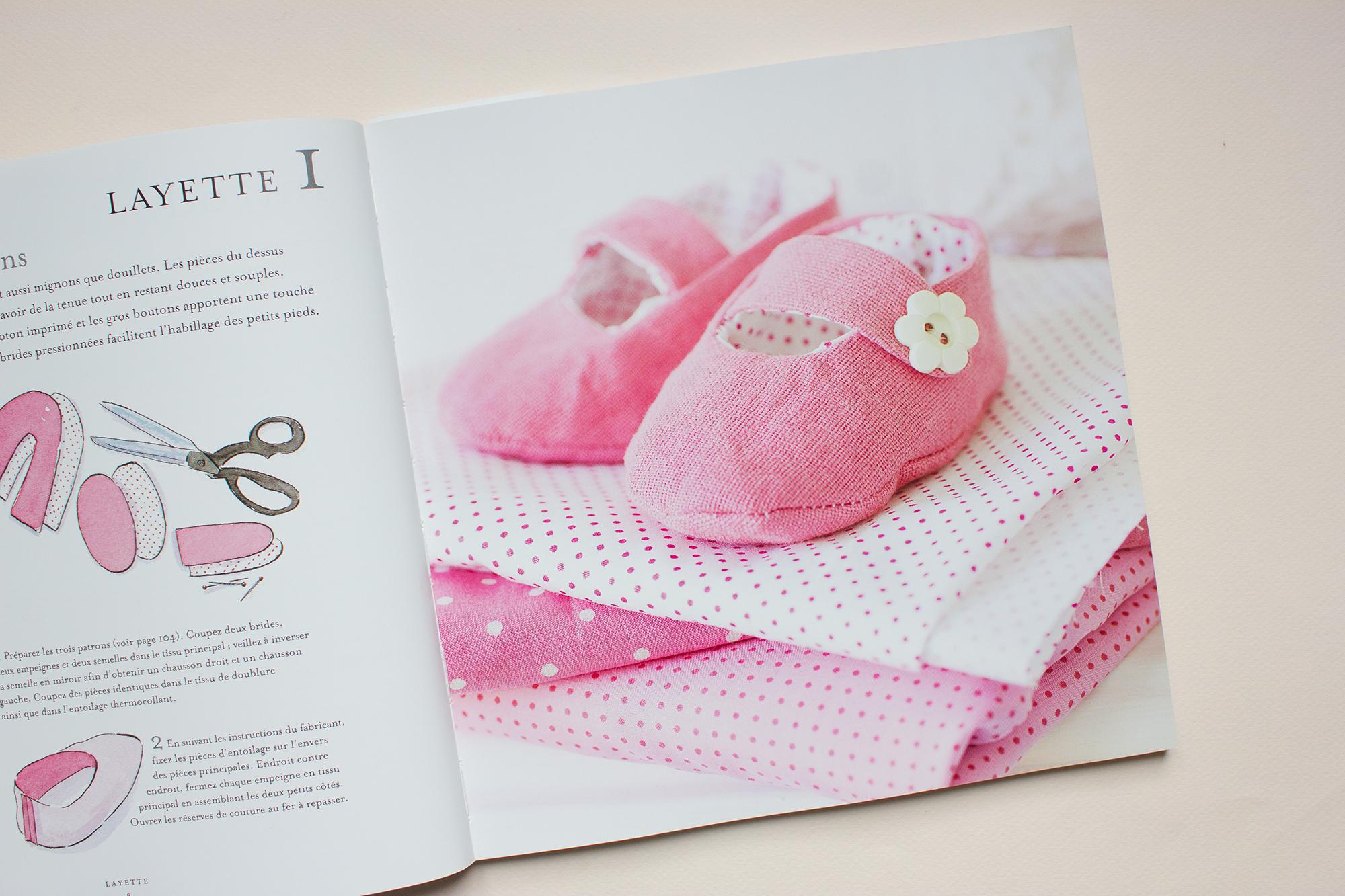 couture simple livre de mode enfant patron de couture