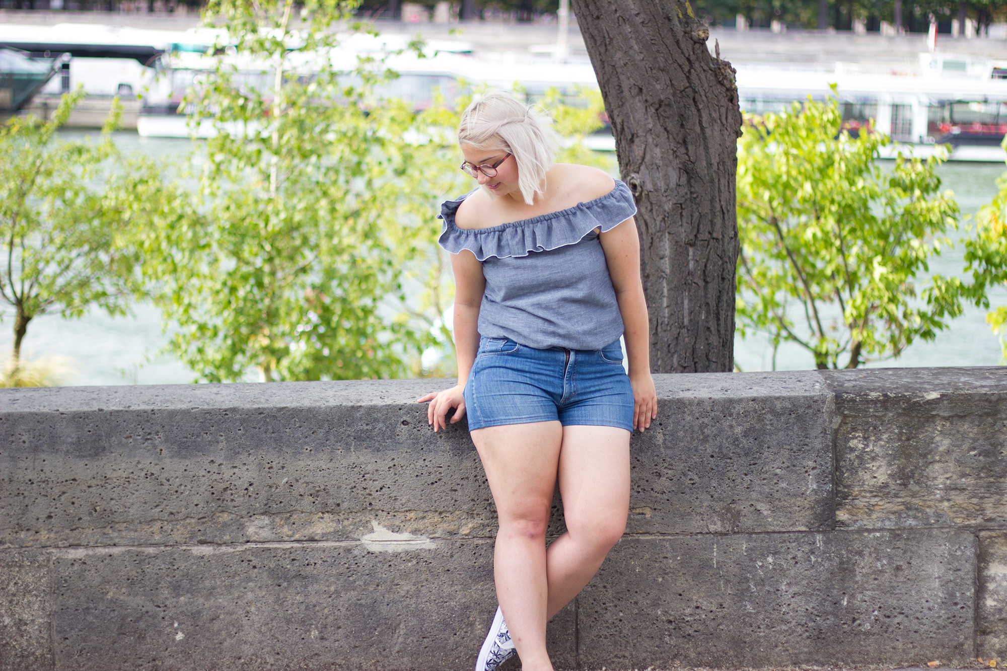 Mon top hippie patron de couture Vanessa Pouzet par couture débutant