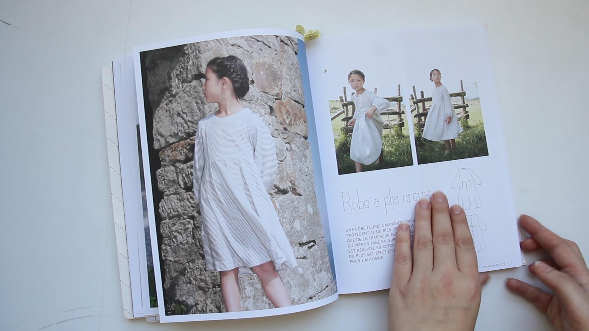 Couture facile pour enfants editions vigot livre de patron de couture pour enfant