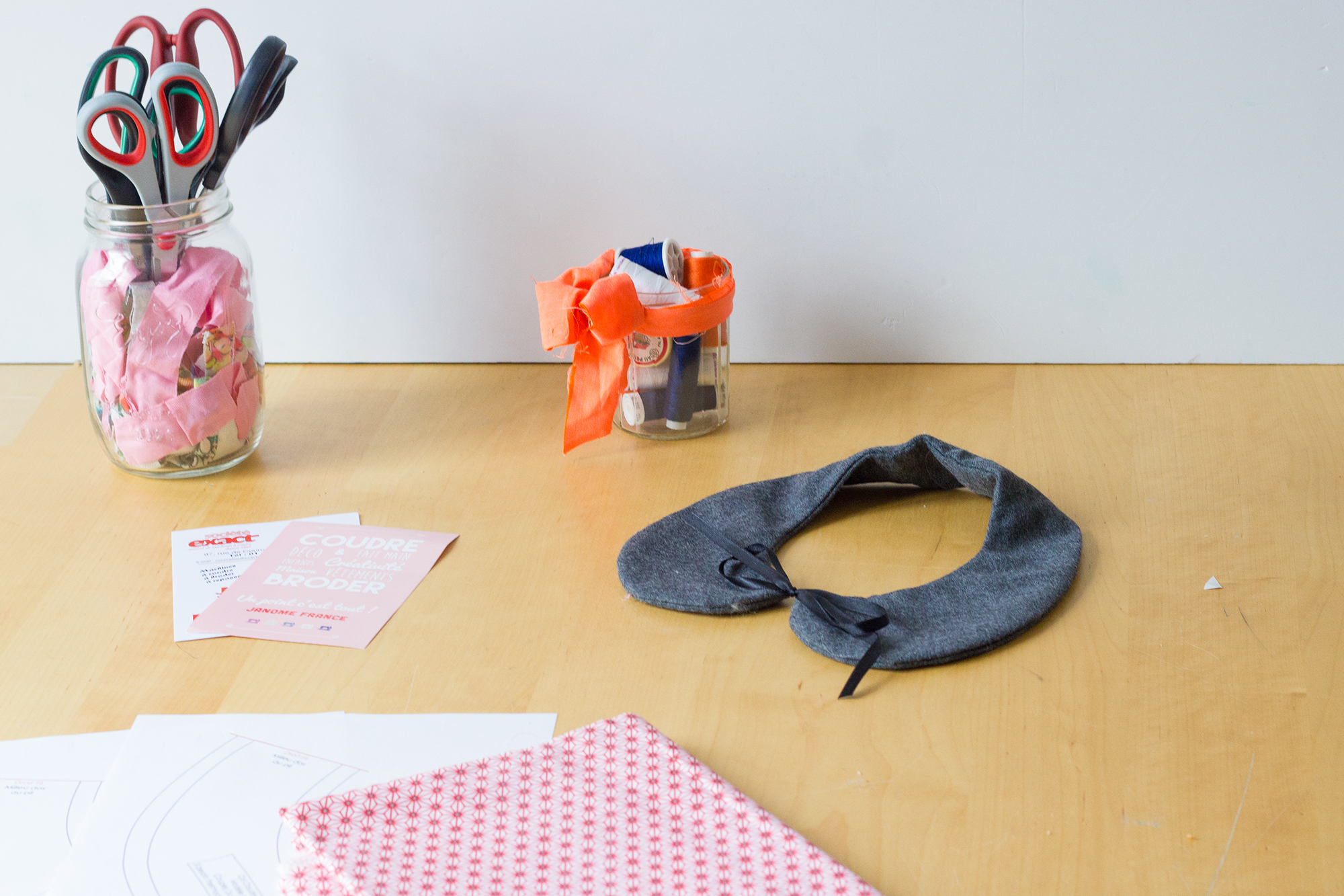 quels projets facile pour démarrer la couture - mes conseils couture débutant