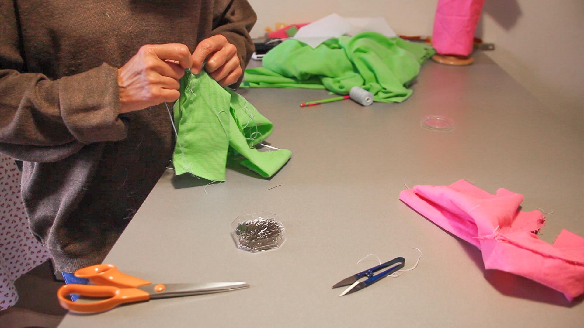 Les talents d'alphonse - prendre un cours de couture pas cher