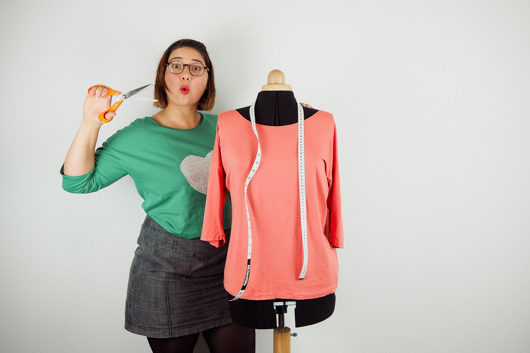 Tuto couture : coudre un t-shirt