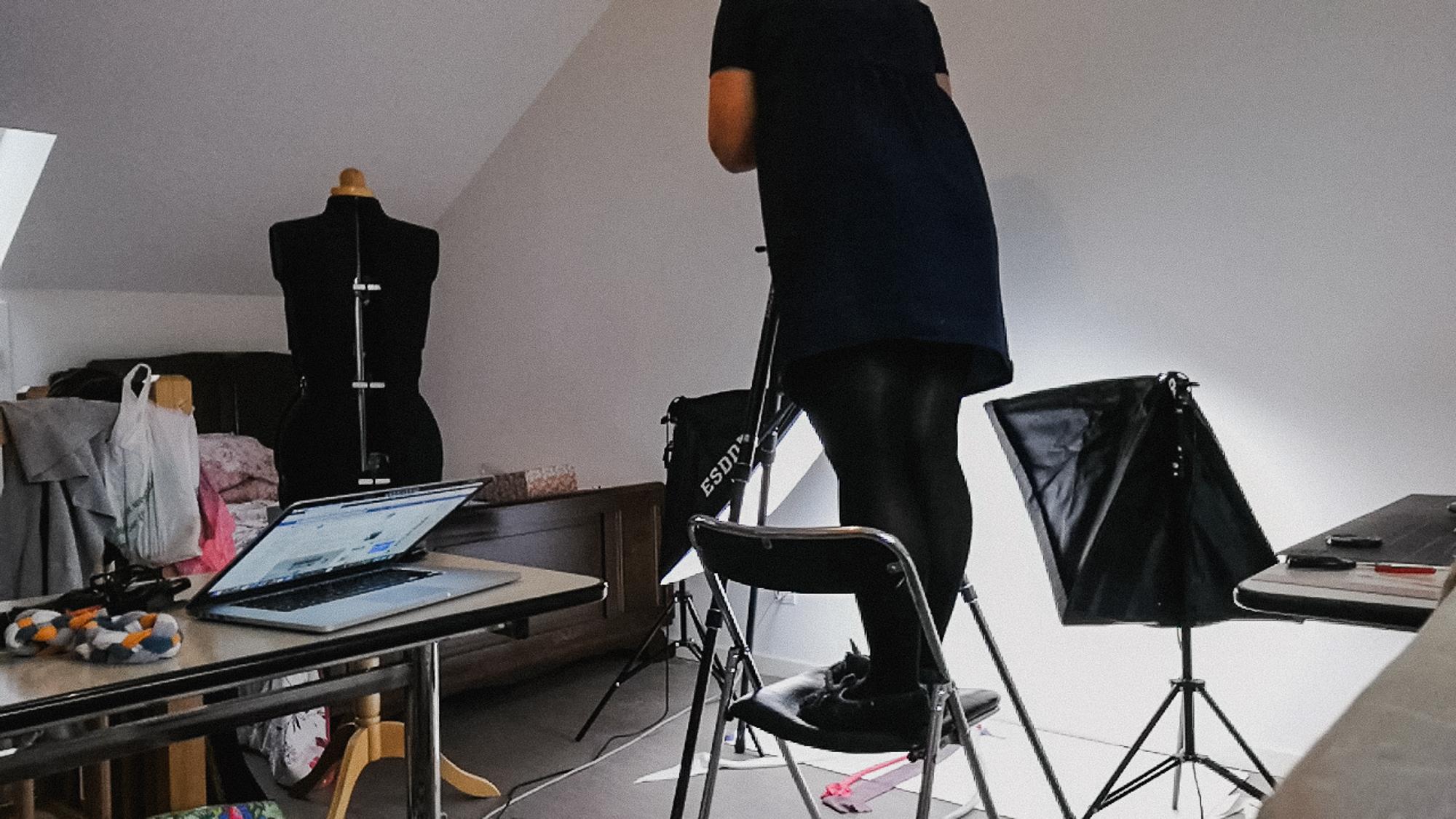 Maker faire lille atelier couture débutant