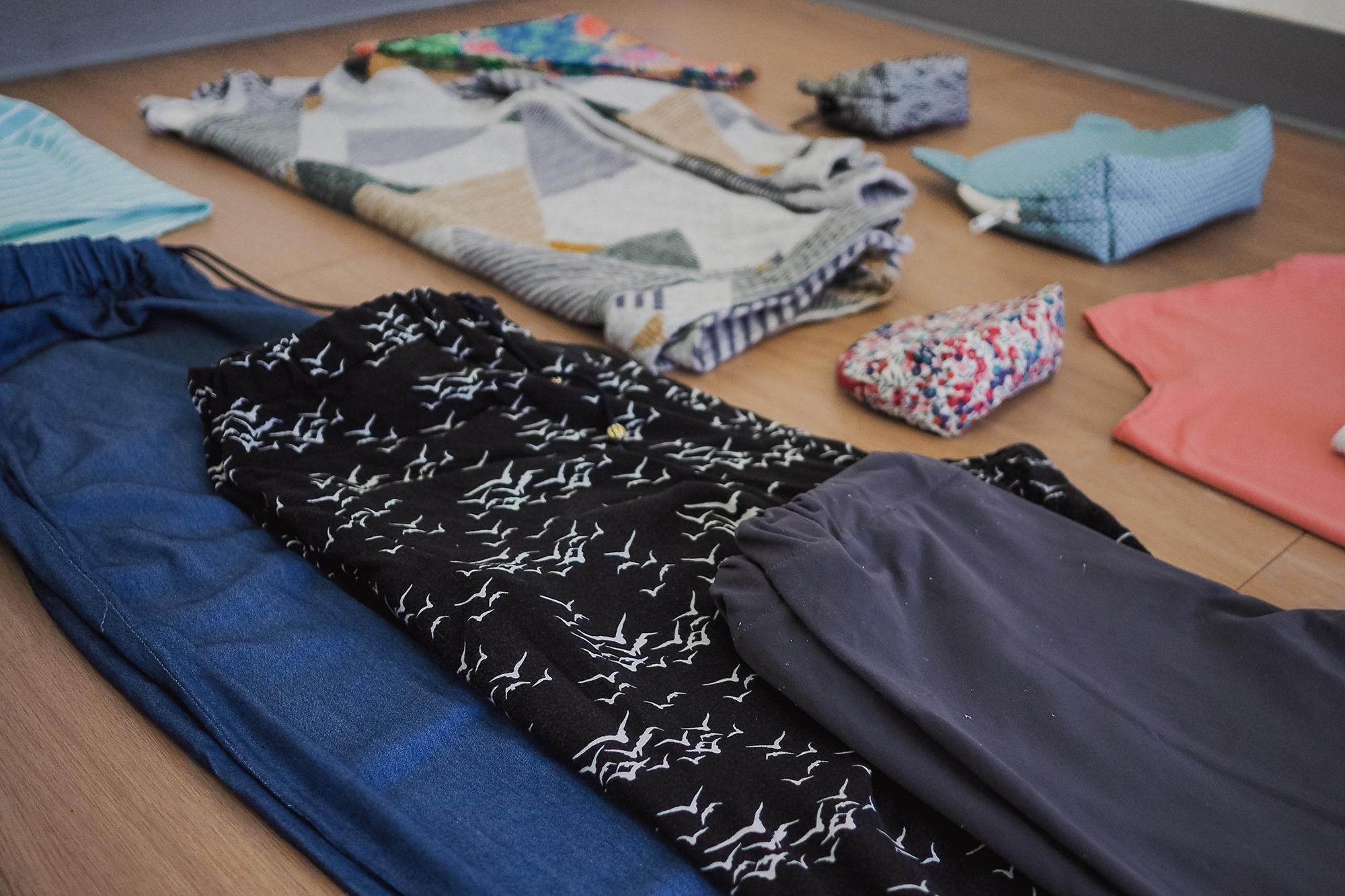 Coudre ses vêtements pour le vietnam