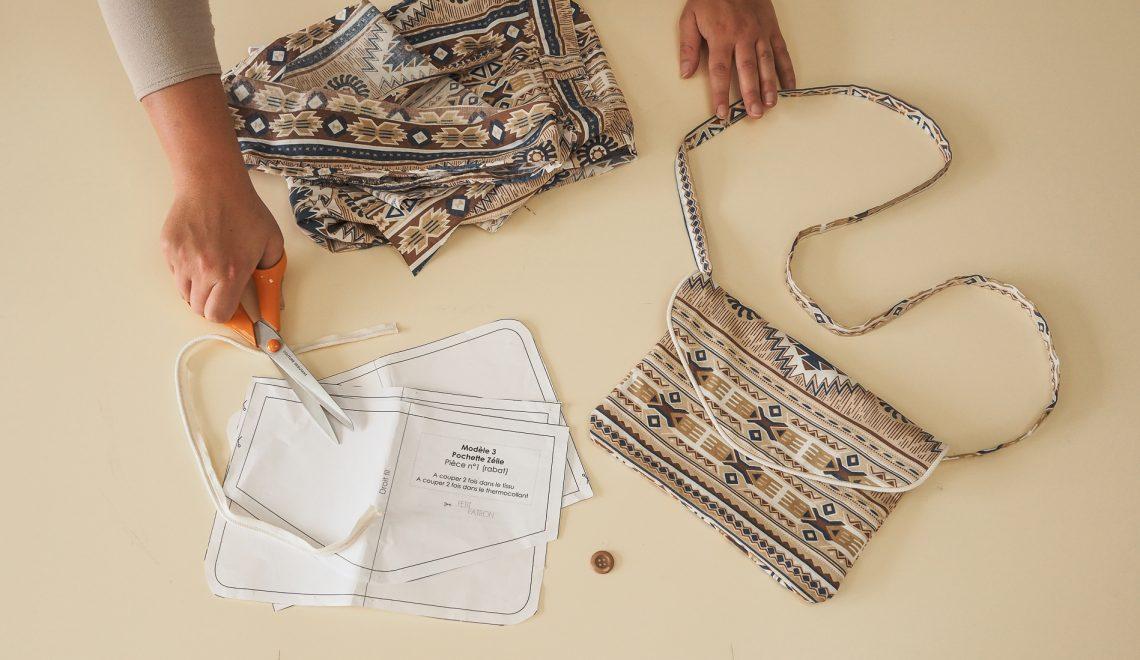 Tuto transformer pantalon en sac couture débutant