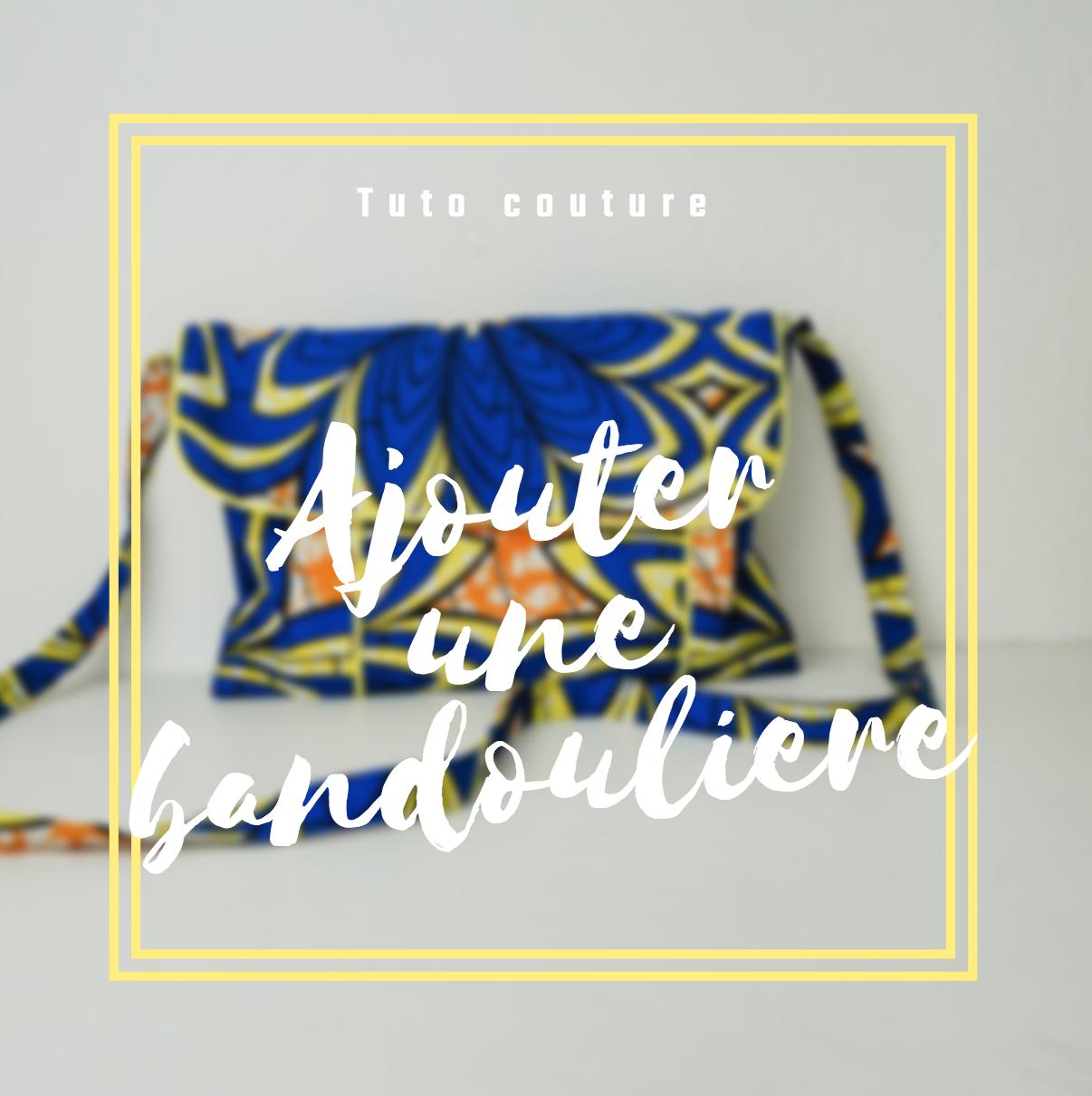 Tuto couture Petit Patron
