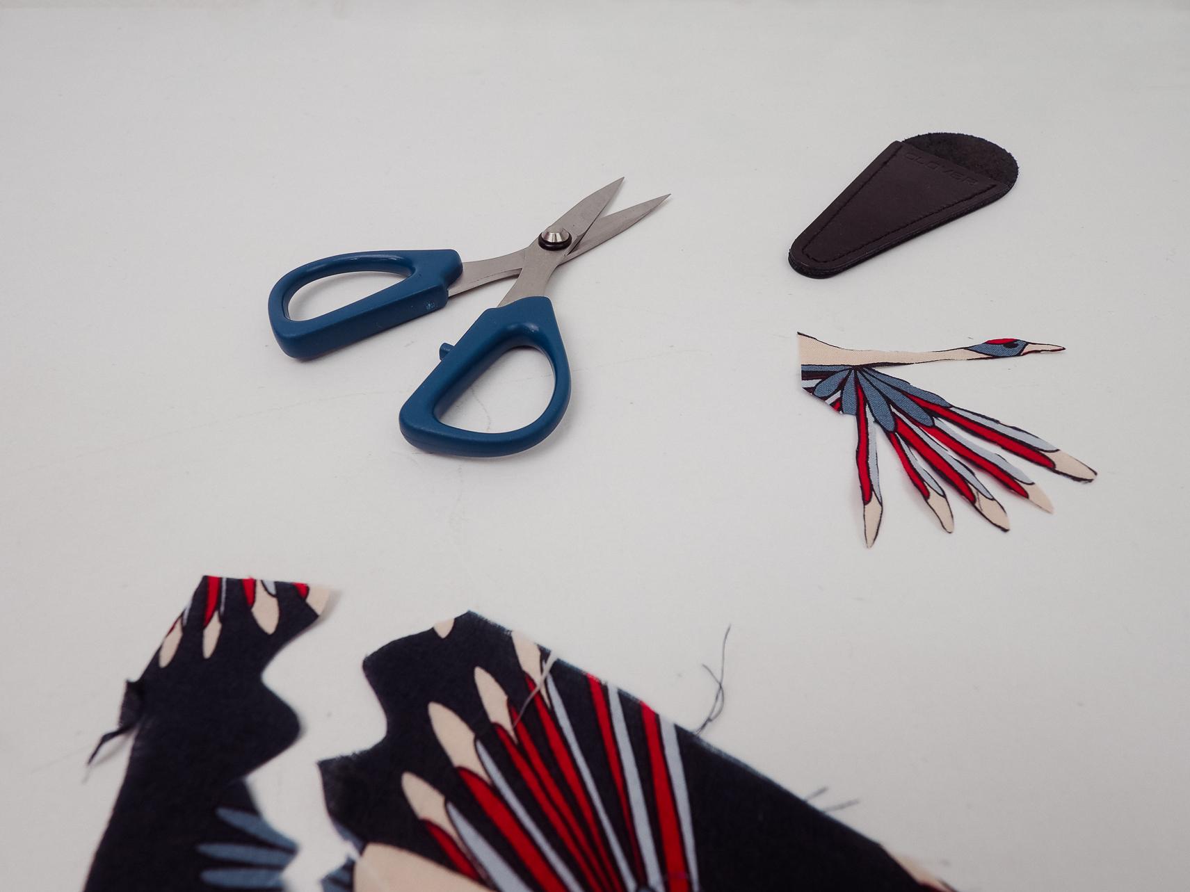 test ciseaux couture clover de couture clover par couture debutant