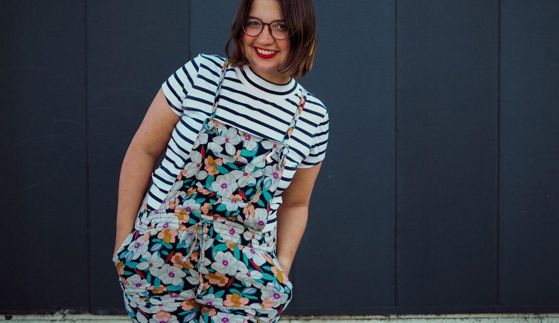 Tuto couture débutant : transformer un pantalon en salopette