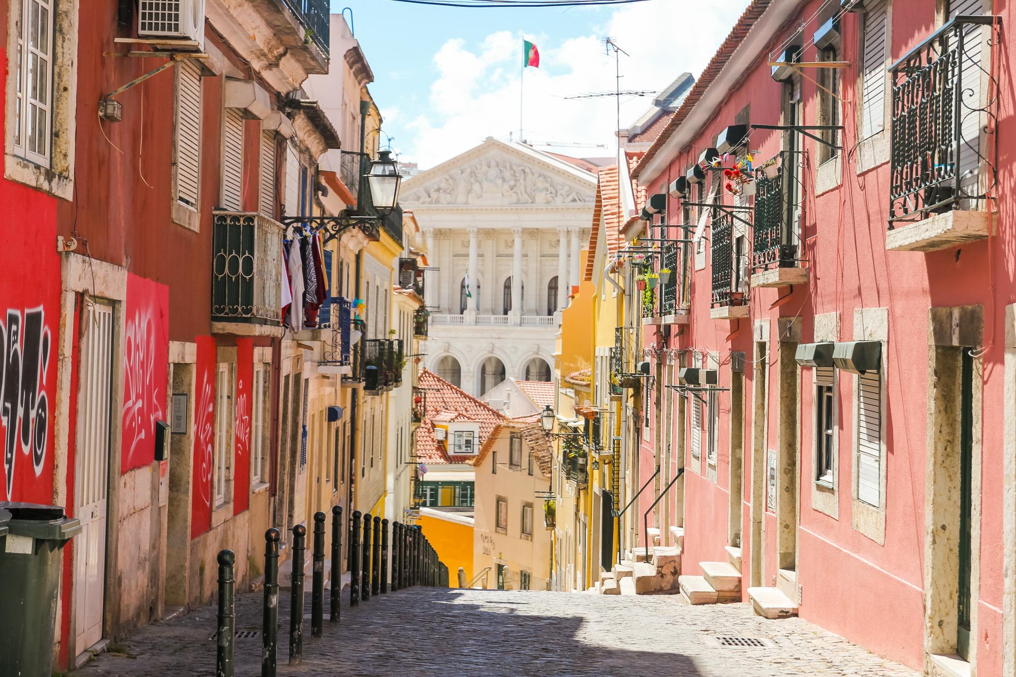 Visiter Lisbonne, blog de voyage