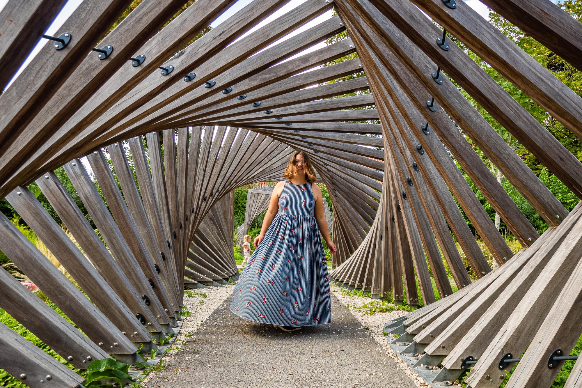 Tuto coudre une robe longue