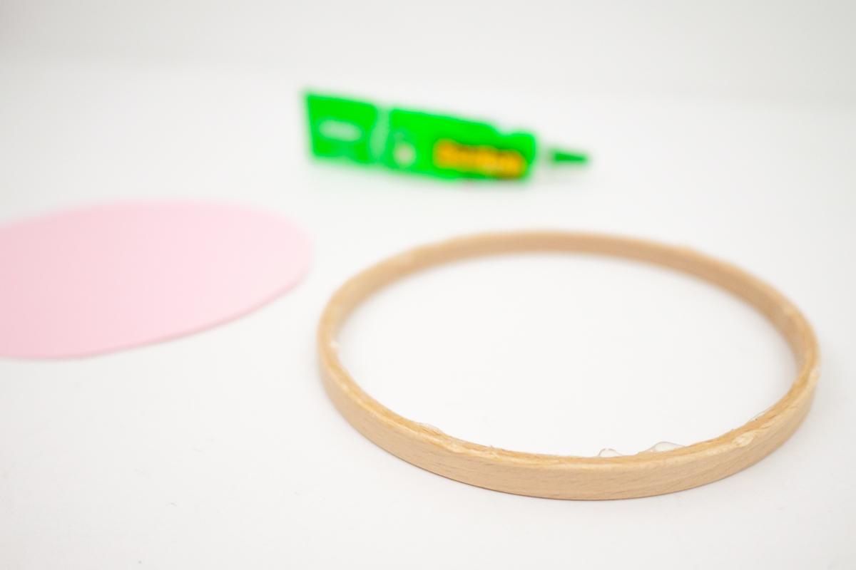 3 diy customisation décoration avec cercle à broder