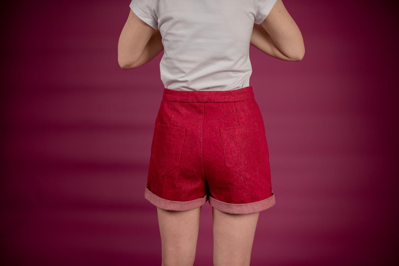 Patron de couture Soren short
